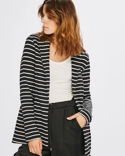 Классический пиджак без застежек в стиле кэжуал прямой Only