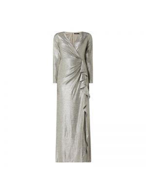 Sukienka wieczorowa, złoto Lauren Ralph Lauren