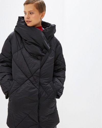 Зимняя куртка утепленная черная Conso Wear
