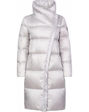 Куртка из полиэстера - серая Gallotti