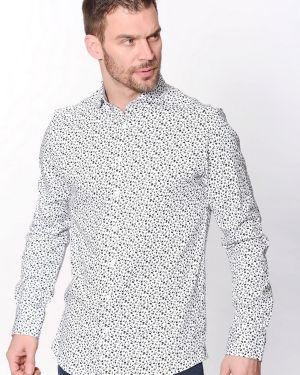 Хлопковая рубашка с длинными рукавами Calamar