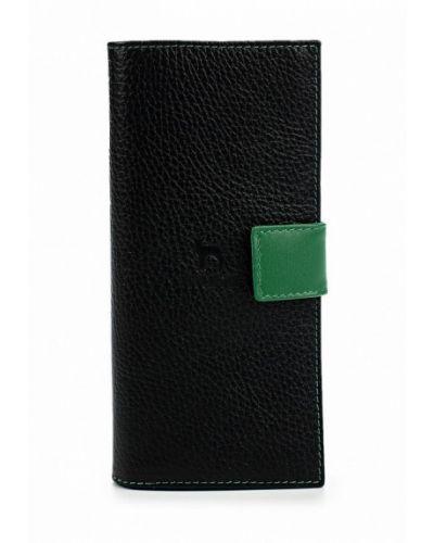 Черный кошелек Dimanche