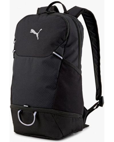 Черный текстильный рюкзак Puma