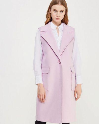 Розовая жилетка 2018 Ruxara