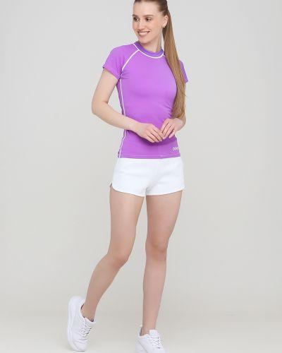 Белые спортивные шорты Le Coq Sportif