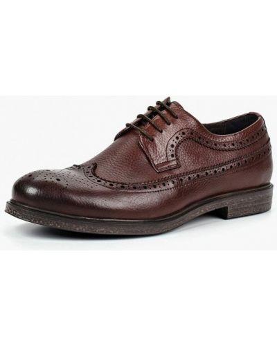 Туфли красные бордовый Rosconi