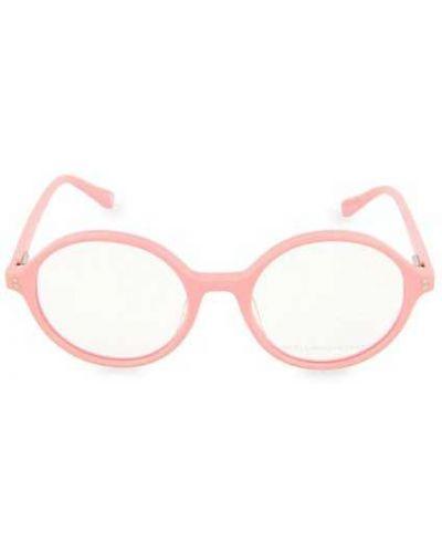 Różowe okulary Stella Mccartney