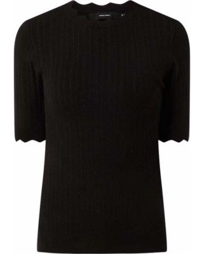 Sweter krótki rękaw - czarny Vero Moda
