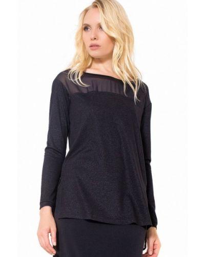 Блузка черная Lo
