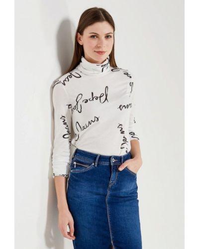 Белая водолазка Pepe Jeans