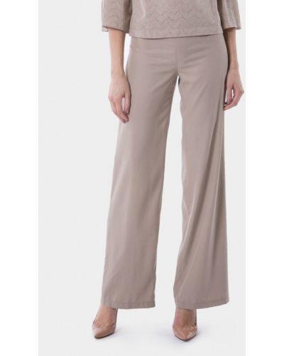 Классические брюки бежевый весенний Vladi Collection