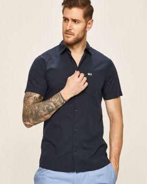 Koszula klasyczna dżinsowa z kołnierzem Tommy Jeans