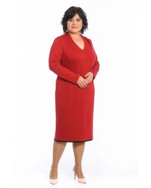 Платье с V-образным вырезом платье-сарафан Merlis