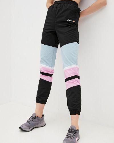 Черные спортивные брюки Ellesse