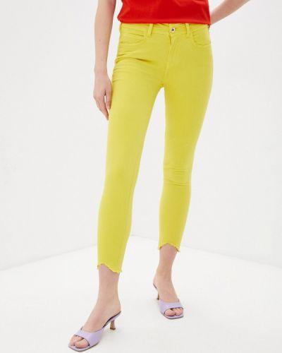 Повседневные зеленые брюки Colcci