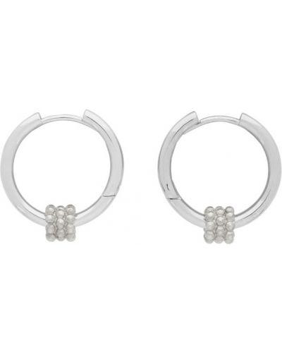 Kolczyki sztyfty srebrne Avgvst Jewelry