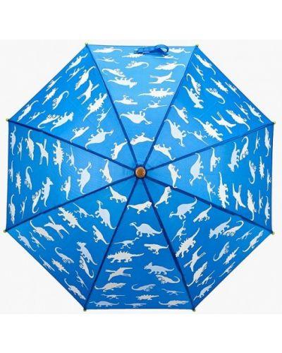 Зонт синий Hatley