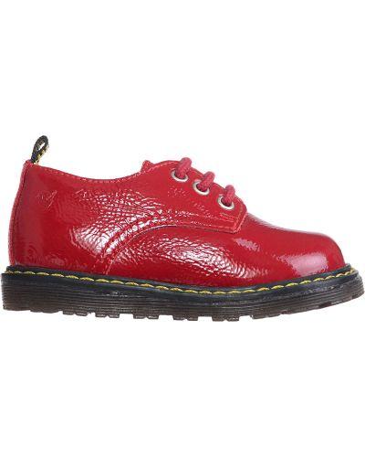 Туфли лаковые красные Naturino