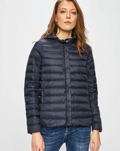 Куртка с капюшоном стеганая облегченная Geox