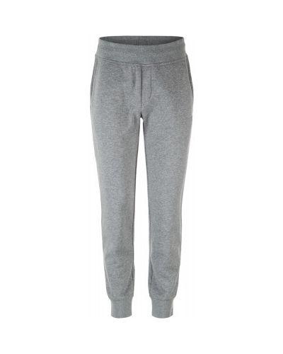 Спортивные брюки из полиэстера с карманами Fila