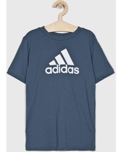Футболка эластичная футбольный Adidas Performance