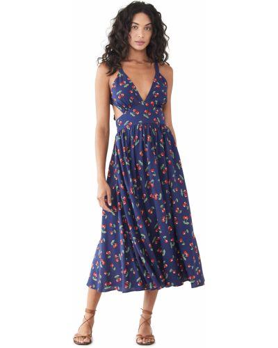 Платье из вискозы Yumi Kim