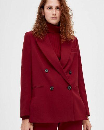 Красный пиджак Lime