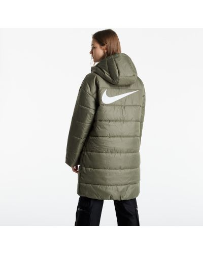 Parkа - biała Nike
