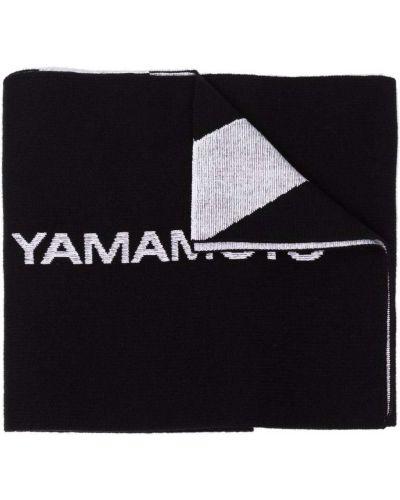 Белый шарф из полиэстера Y-3