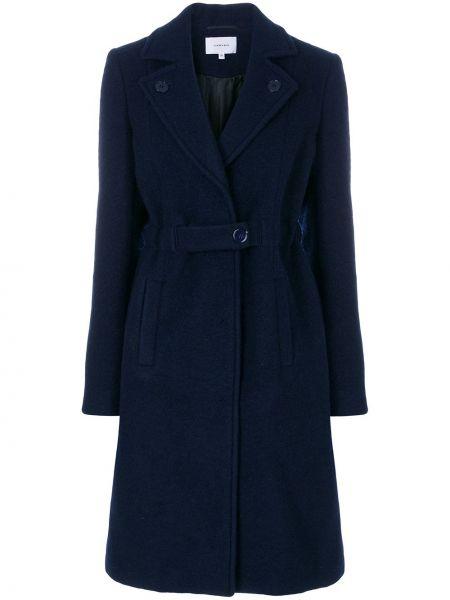 Пальто шерстяное пальто Carven