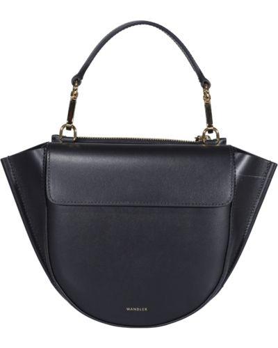 Czarna torba na ramię Wandler