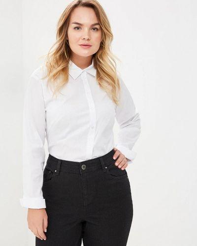 Блузка белая весенний Bonne Femme