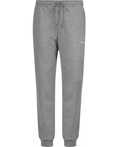 Спортивные брюки серые Roberto Cavalli