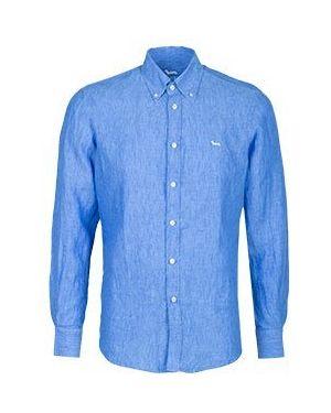 Классическая рубашка Harmont&blaine