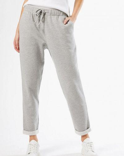 Серые спортивные брюки Dorothy Perkins