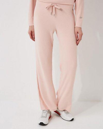 Розовые спортивные брюки Dkny