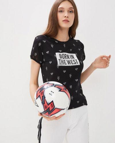 Черная футболка Ovs
