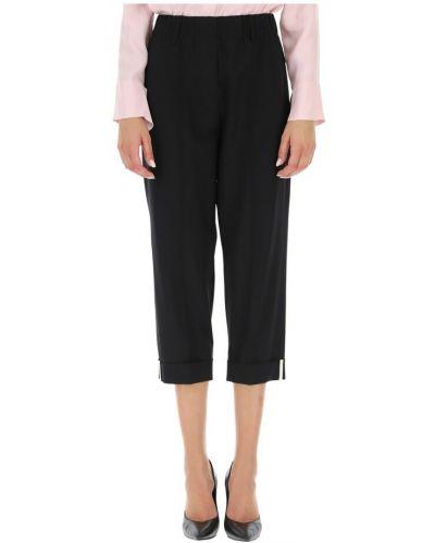 Czarne spodnie Alysi