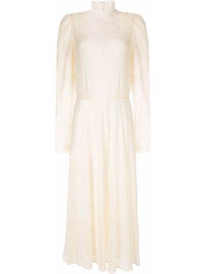 Платье макси длинное - желтое Philosophy Di Lorenzo Serafini
