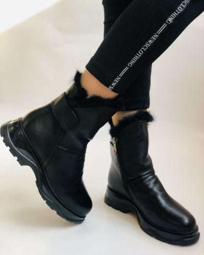 Кожаные ботинки Gotti