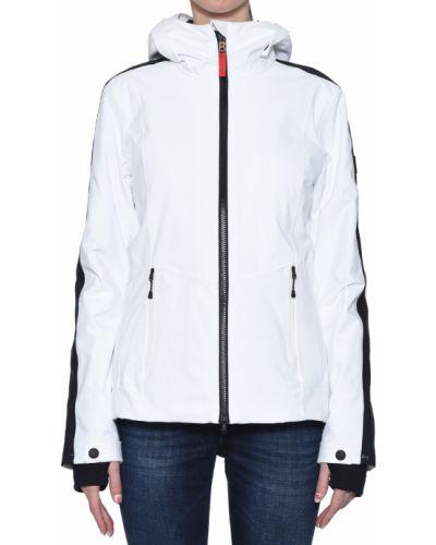 Куртка осенняя белая Bogner