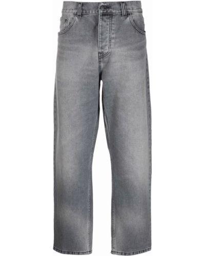 Прямые джинсы классические - серые Carhartt Wip
