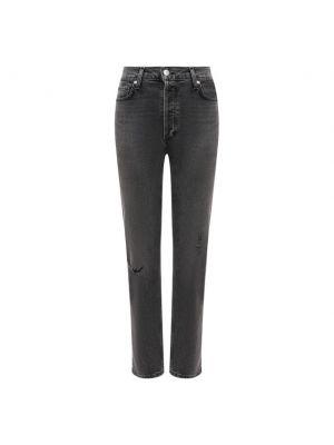 Хлопковые джинсы - серые Citizens Of Humanity