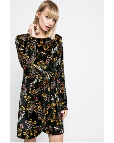 Платье мини прямое с длинными рукавами Kiss My Dress
