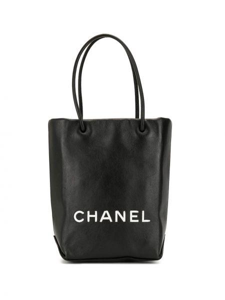 Torba na zakupy mini na ramię Chanel Pre-owned