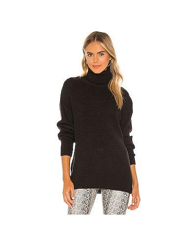 Черный акриловый свитер Ow Intimates