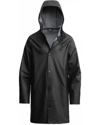 Płaszcz przeciwdeszczowy - czarny Stutterheim