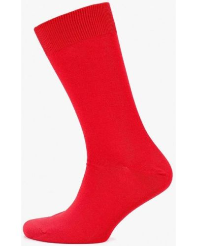Красные носки Calzedonia