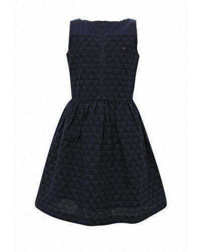 Синее платье Tommy Hilfiger