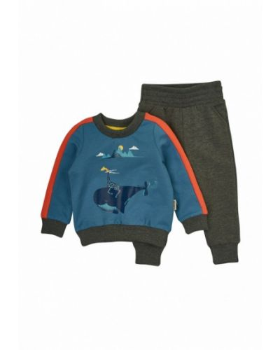 Синий спортивный костюм Robinzon